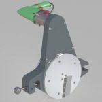 W160 BUTT WELDING MACHINE TRIMMER