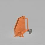 W400 BUTT WELDING MACHINE HOUSING BOX