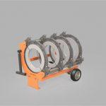 W400 BUTT WELDING MACHINE MAIN BODY