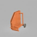 W630 BUTT WELDING MACHINE HOUSING BOX