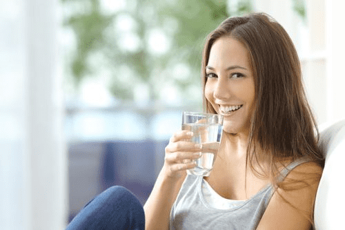 Fresh water at your fingertips