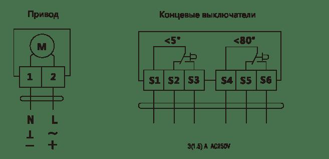 sa3fu схема подключения