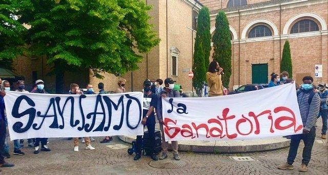 Manifestazione nessuno sia escluso