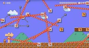 Super Mario game screenshot