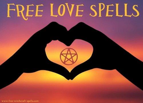 free easy love spells