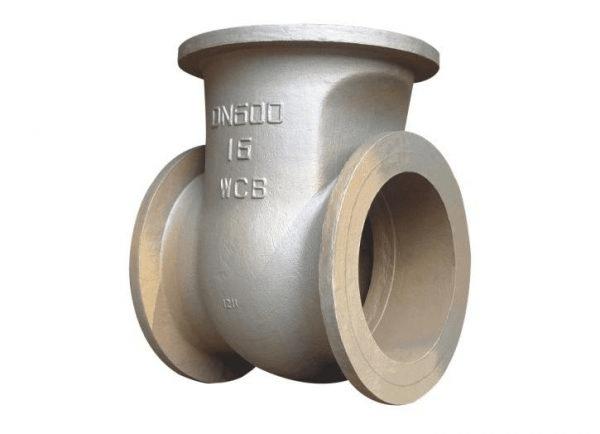 Valve parts: valve body