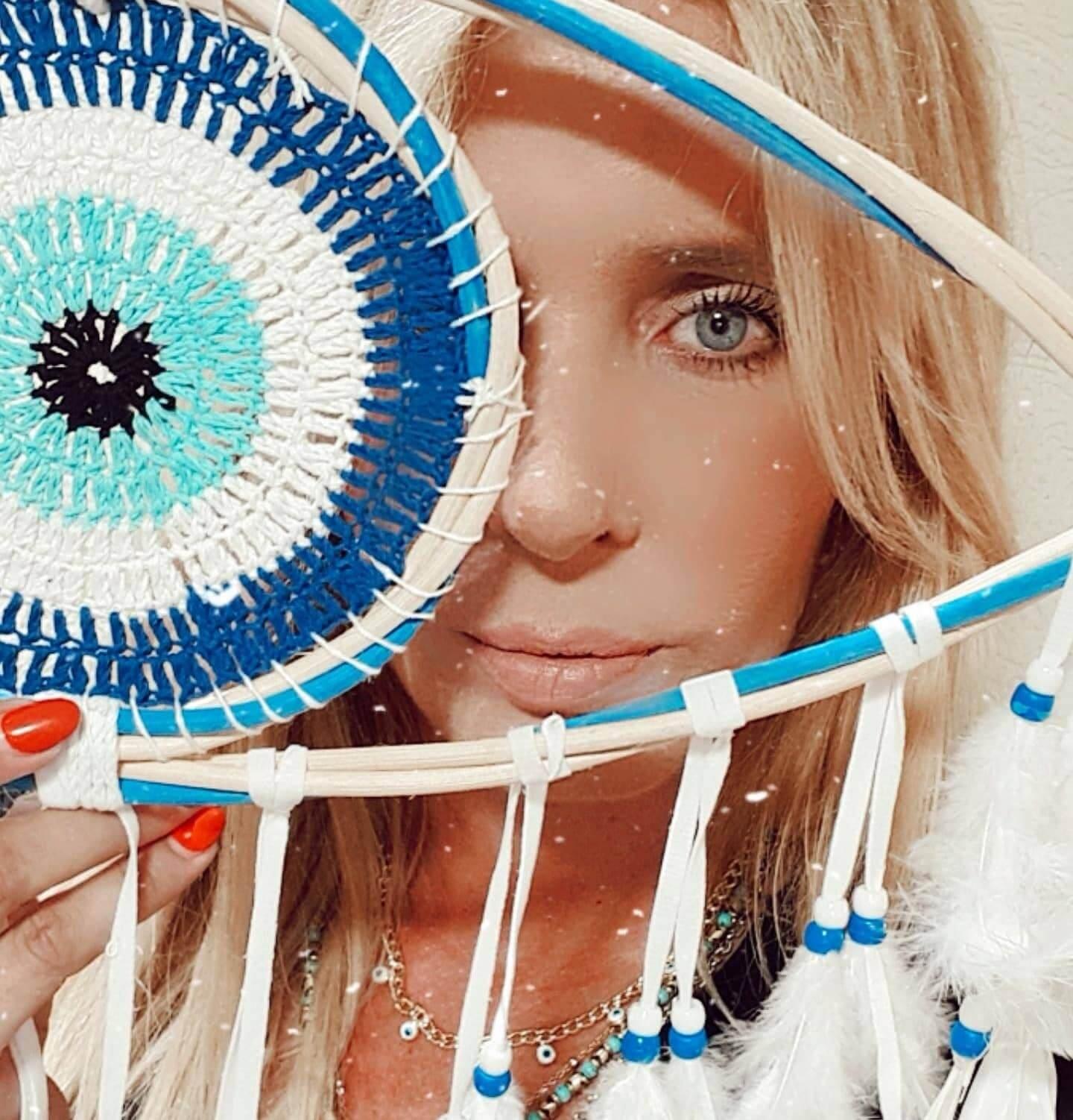 תכשיטים עם עין כחולה נגד עין הרע דידי דיזיין הסטודיו של לימור לרבוני-גילעדי