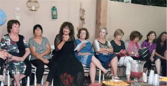 מעגלי נשים בבאר שבע, מעגל שיח ותרבות, פנינה של קבוצה, פנינה וזאנה