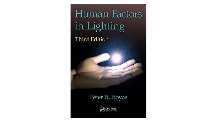 Fatores humanos na iluminação / Peter Robert Boyce.  Imagem via Amazon