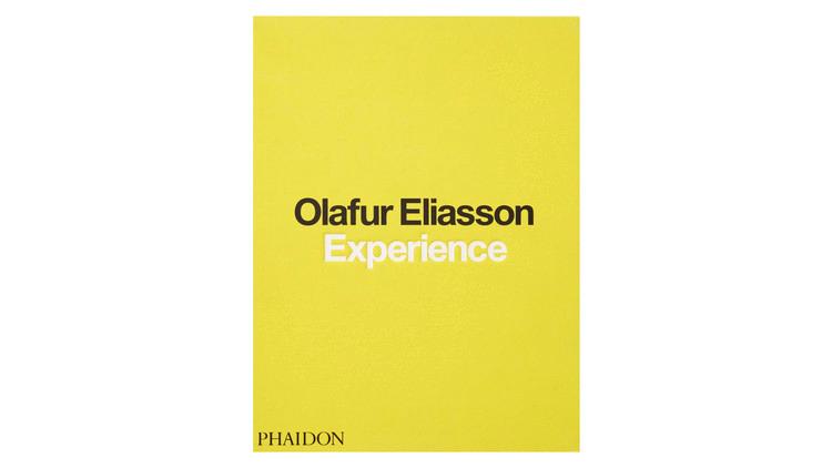 Olafur Eliasson: Experiência / Michelle Kuo, Olafur Eliasson.  Imagem via Amazon