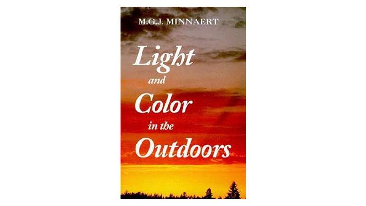 Luz e Cor ao Ar Livre / Marcel Minnaert.  Imagem via Amazon