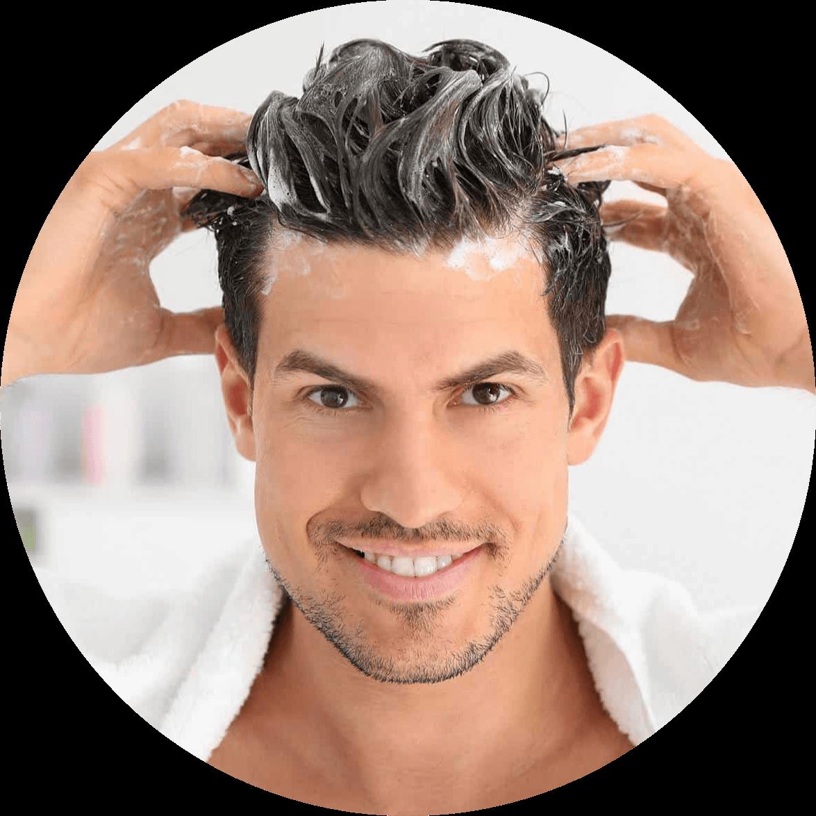 Ketoconazole shampoo for hair loss