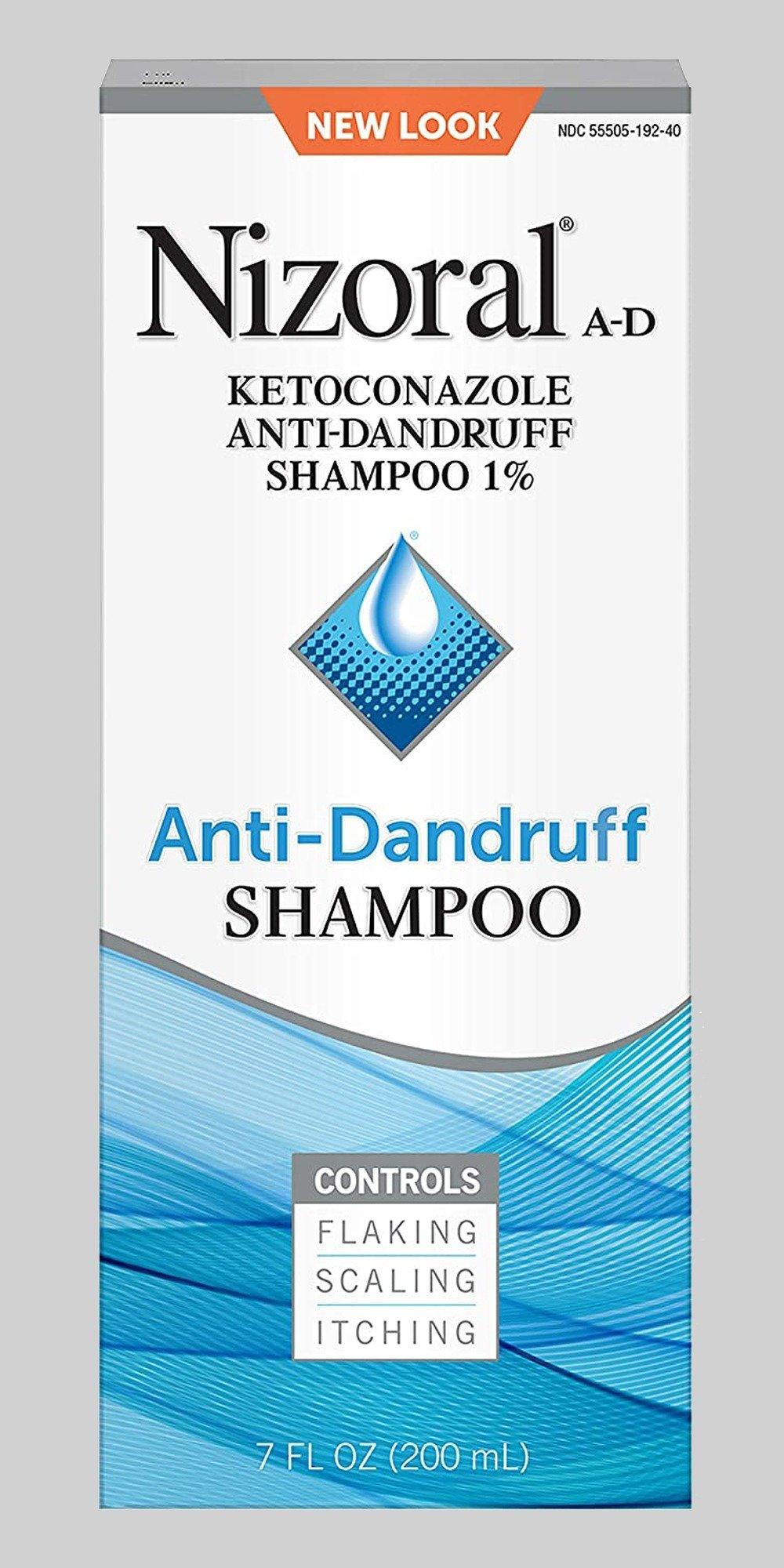 Nizoral A-D Anti-Dandruff Shampoo hairgc