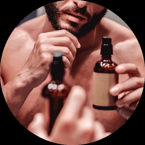 Beard shampoos