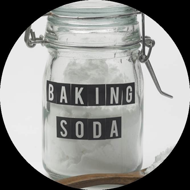 baking soda for hair loss