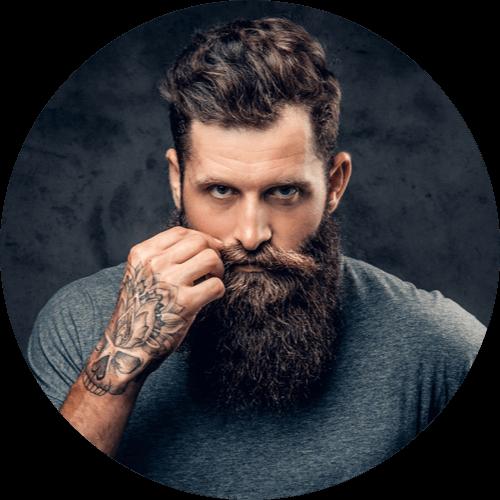 How to grow a beard? hairgc