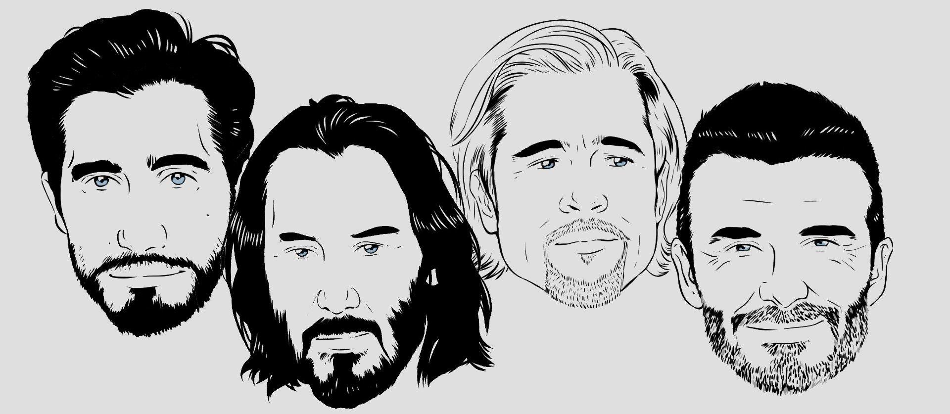 How to grow a beard?