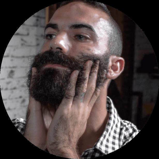 Balms for beard care hairgc