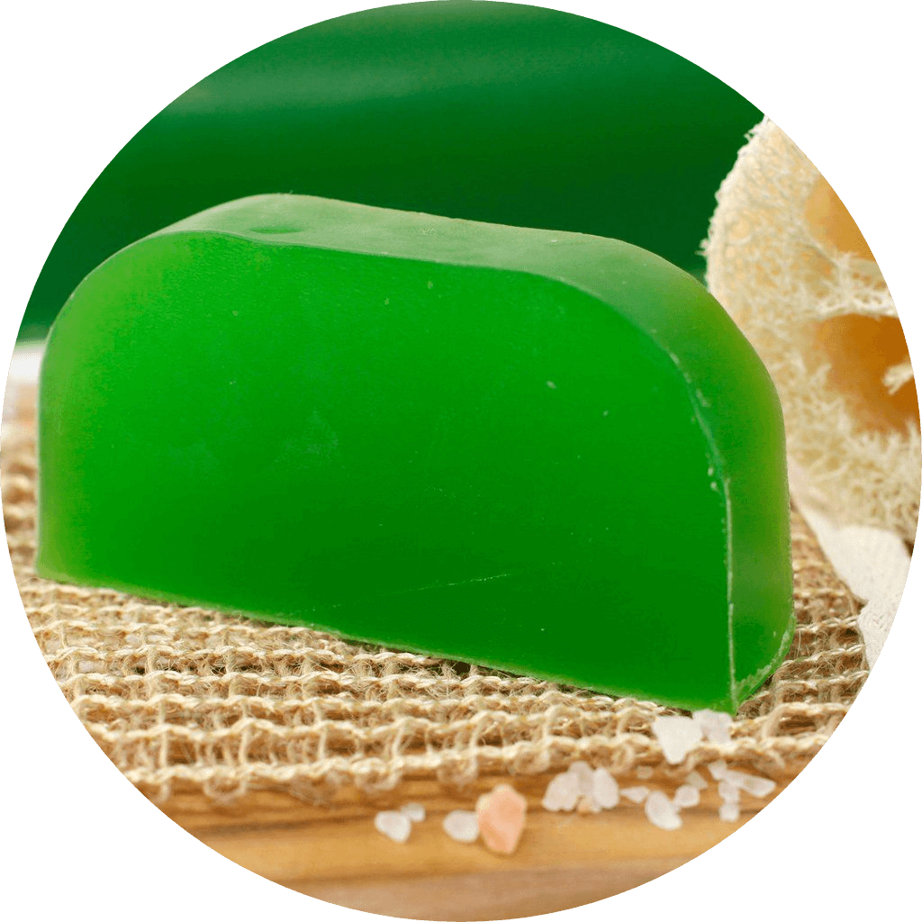Soap and solid shampoo for beard