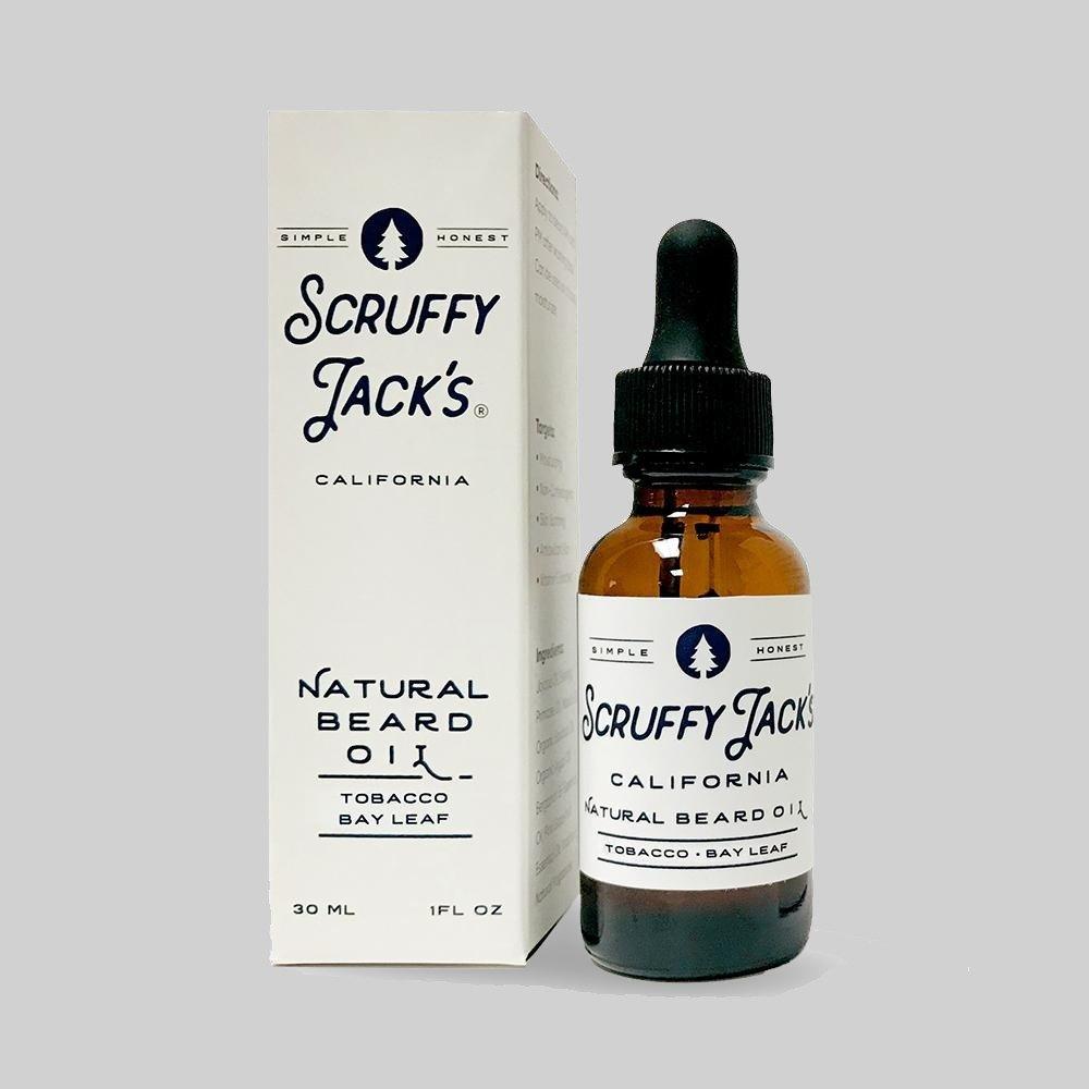 scuffy jack's beard oil