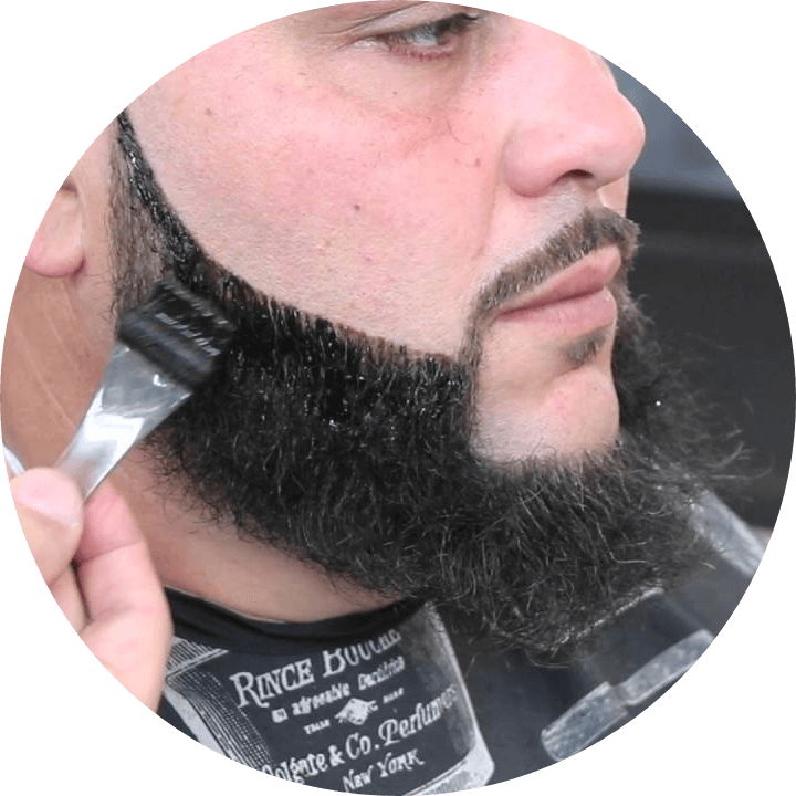 Types of beard dyes
