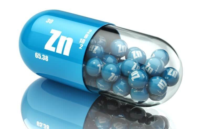 zinc beard density
