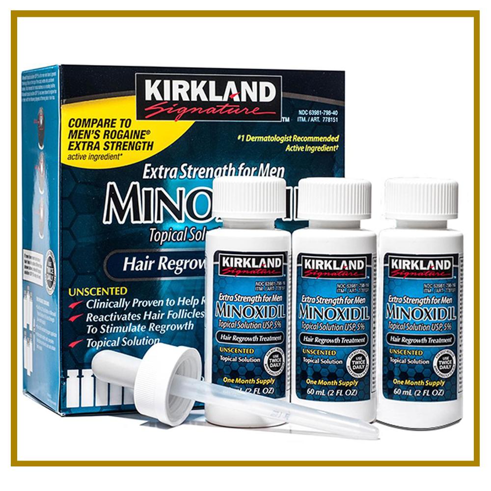 kirkland signature minoxidil