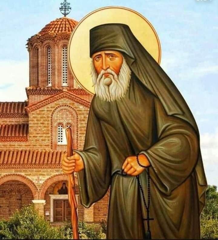 القدّيس باييسيوس الآثوسي