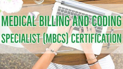 Medical billing and coding specialist certification