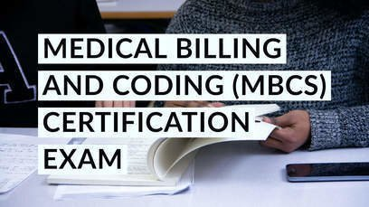 Medical billing and coding certification exam