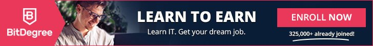 World's best AWS training at the BitDegree Academy
