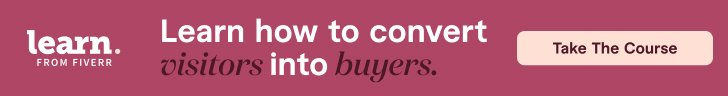 The badge will remain visible on your Seller page, helping buyers learn more about your professional background and pick your Gigs