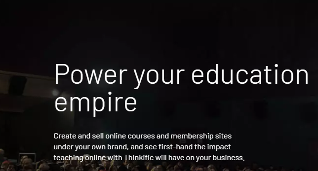 Do you want to create and sell online course and membership sites under your own brand?