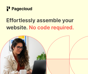 Pagecloud gives beginners and pros the flexibility to do whatever they want. If the best drag and drop editor isn't enough, advanced users can access the source code for further manipulation.