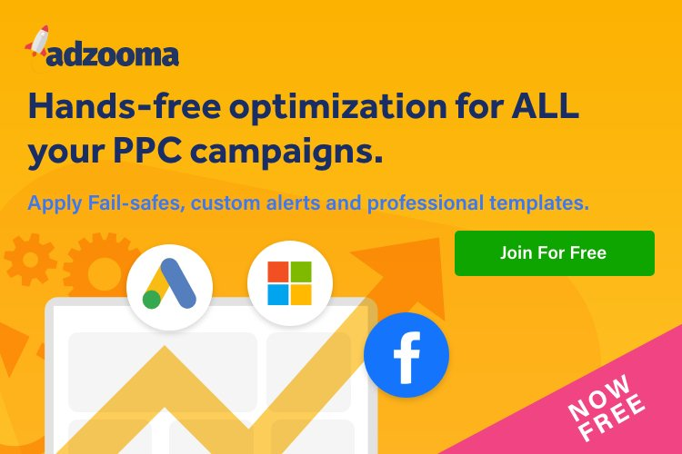 Adzooma is an all-in-one platform that allows you to track, analyse, optimise and increase the profitability of your digital marketing campaigns. No need to log into multiple platforms to view your vital analytical data.
