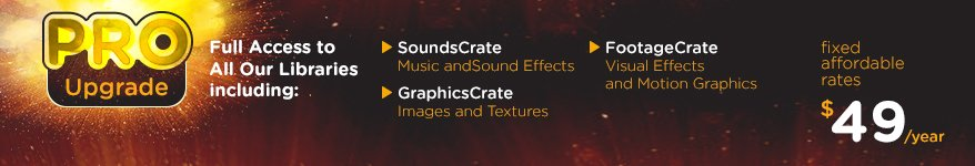 ProductionCrate is the webs #1 archive of production-ready assets serving 400,000+ happy producers around the globe