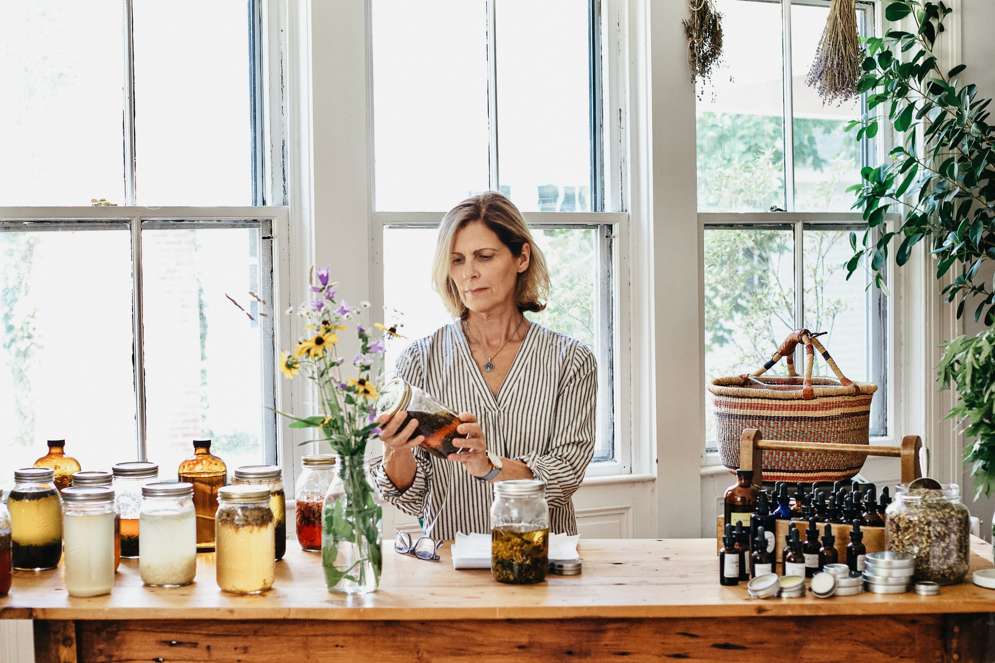 Are you ready to convert your passion and love for herbal knowledge into a successful herbal business?