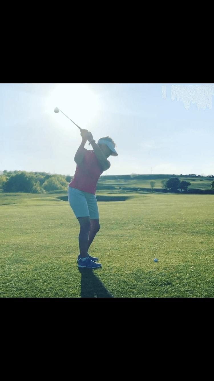 Golf Lesson Junior Hunley Cleveland Teaching Coach