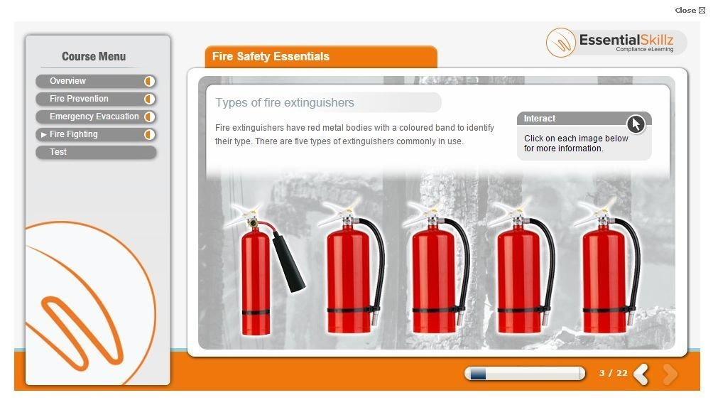 Online Fire Warden Training Courses - CPD Compliant & Health & Safety Compliant - Reading, Berkshire