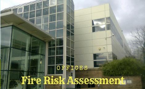 Fire Risk Assessment in Offices & Office Complexes to meet the RRFSO 2005 Regulation & PAS 79: 2020 & Building Regulations Fire Safety ADBv2: 2019 - Reading, Berkshire