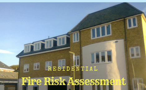 Fire Risk Assessment in Blocks Of Flats, Converted Houses to Flats & Residential Communal Areas to meet the RRFSO 2005 Regulation & PAS 79: 2020 & Building Regulations Fire Safety ADBv1: 2019 - Reading, Berkshire