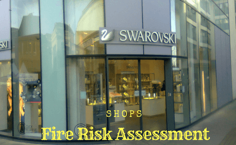Fire Risk Assessment in Shops, Shopping Centres, Grocery Stores & Retail Merchandising Units to meet the RRFSO 2005 Regulation & PAS 79: 2020 & Building Regulations Fire Safety ADBv2: 2019 - Reading, Berkshire