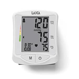 misuratore pressione sanguigna da polso