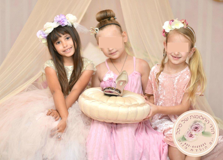 יום הולדת ספא בנות בקורונה, ערכת יום הולדת ספא עד הבית