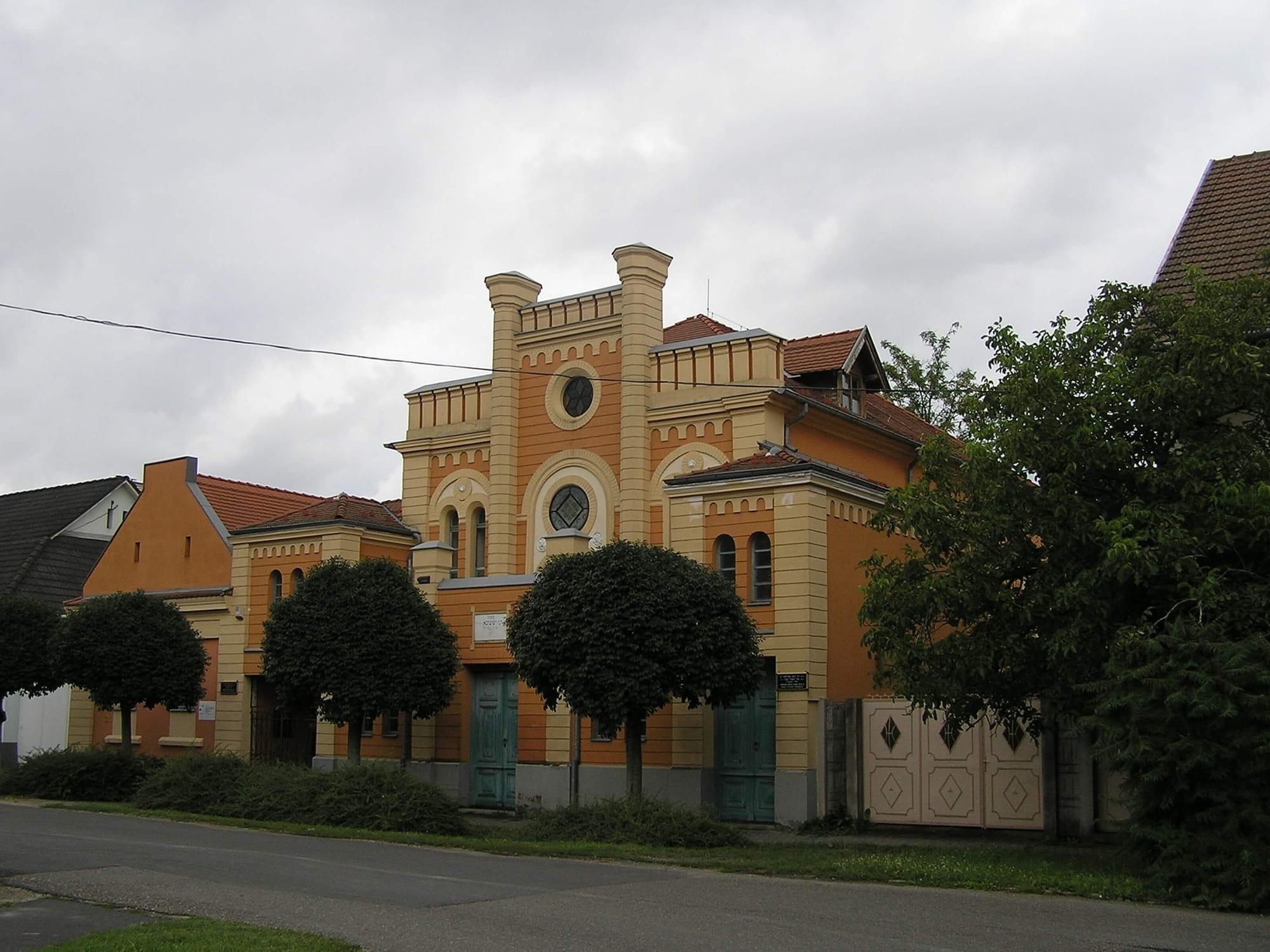 sinagoga ortodoxa mako