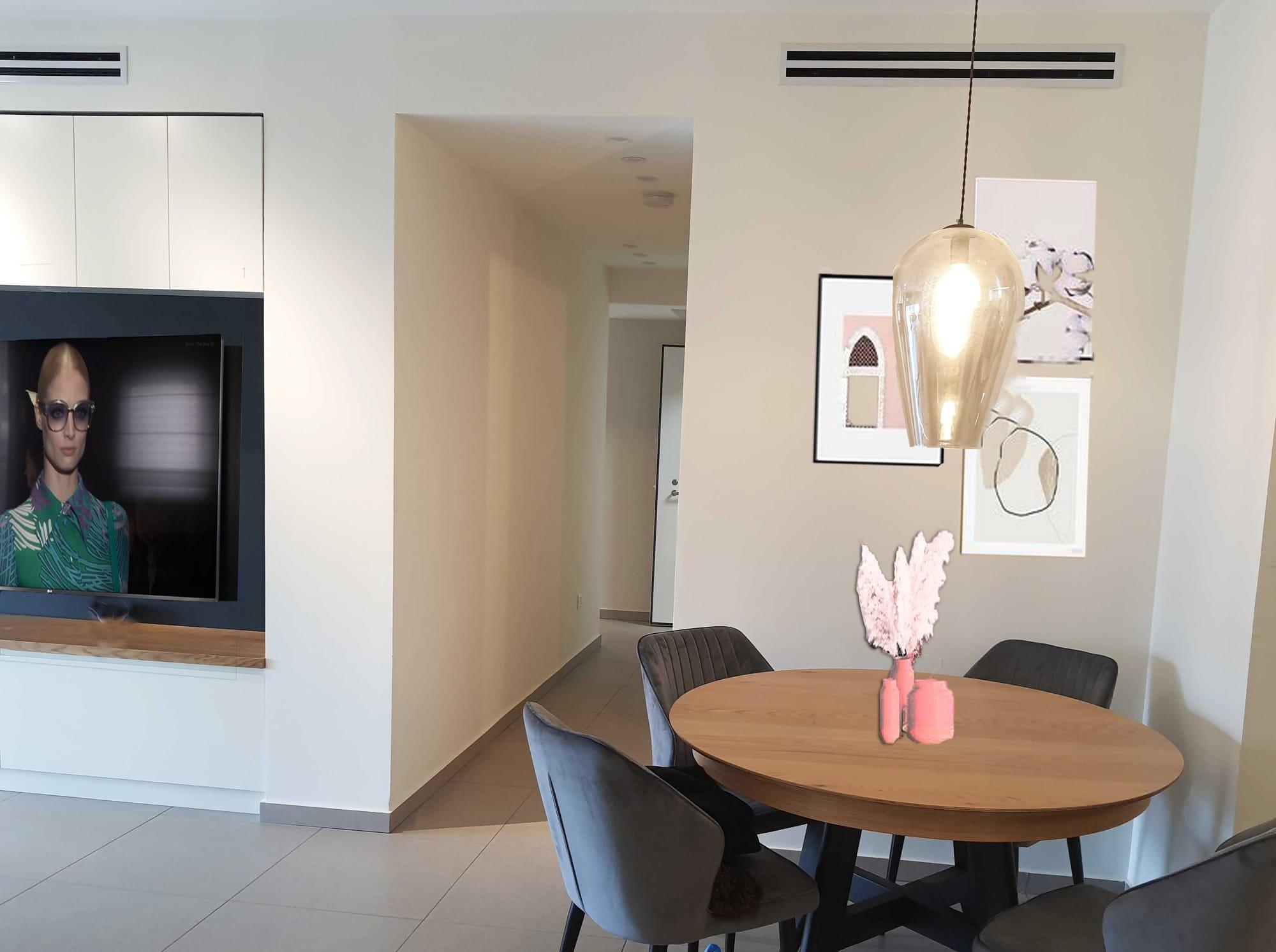 עיצוב דירה בפרויקט מחיר למשתכן