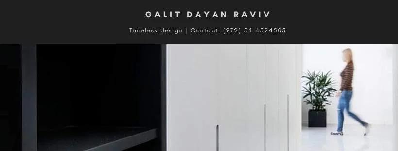 Galit Dayan Raviv Interior design