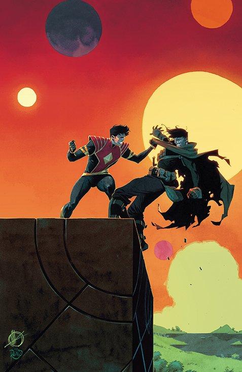 Power Rangers #9 Main Cover