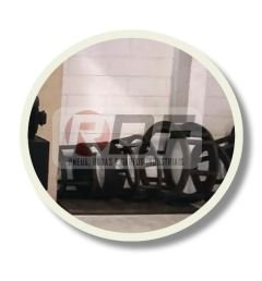 dispositivos de montagem de pneus maciços