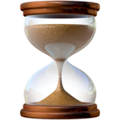 Hourglass Not Done sur Apple iOS 13.3
